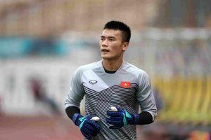 Bùi Tiến Dũng: 'Thầy Park dặn nghiên cứu kỹ từng cầu thủ Malaysia đá cùng vị trí'