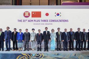 Khó đạt thỏa thuận về Hiệp định Đối tác Kinh tế Toàn diện Khu vực vào cuối năm nay