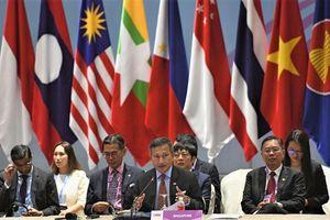 ASEAN trên bàn cờ địa chính trị Nga-Trung-Mỹ
