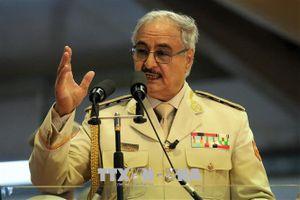 Khai mạc hội nghị về Libya tại Italy
