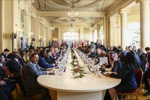 Lãnh đạo hai phe đối địch Libya gặp nhau tại Italy