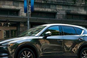 Cận mặt phiên bản 'xa xỉ' Mazda CX-5 Signature 2019