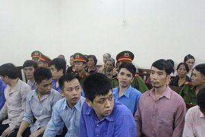 Chuyển tội danh, tăng án đối với nhóm 'đại bàng' buồng giam đánh chết người