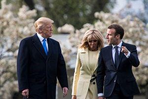 Ông Trump 'nhắc nhở' tổng thống Pháp về ý tưởng xây dựng quân đội châu Âu bằng lịch sử thế chiến I và II