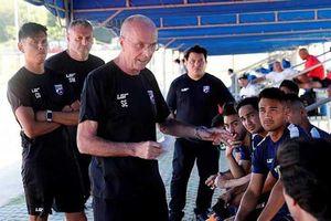Nhận định bảng B AFF Cup 2018: Chờ đợi HLV Sven Goran Eriksson và ĐT Philippines
