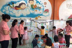 Quản lý hoạt động dạy học ở các trường mầm non huyện Hóc Môn, TP. Hồ Chí Minh