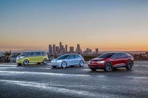 Volkswagen hướng tới mục tiêu xe ô tô điện giá rẻ dưới 20.000 Euro