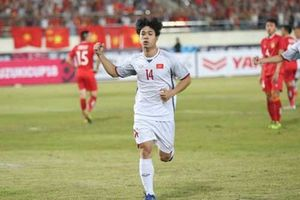 Công Phượng in dấu giày trong 8 bàn vào lưới tuyển trẻ Malaysia