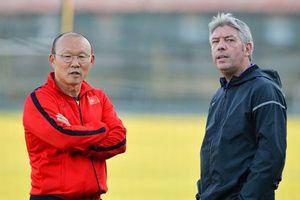 GĐKT Gede cảnh báo ĐT Việt Nam trước trận gặp Malaysia