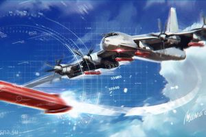 Tên lửa hành trình chiến lược siêu hiện đại Nga trang bị đầu đạn tác chiến điện tử