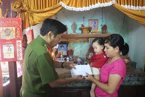 Quảng Bình: Chia sẻ nỗi đau với 43 gia đình nạn nhân TNGT