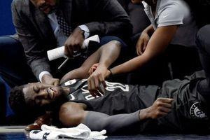 Phản ứng của các ngôi sao NBA khi nhìn thấy chấn thương kinh khủng của Caris LeVert