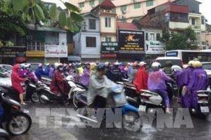 Dự báo thời tiết ngày 14/11: Cả nước có mưa