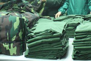 'Bộ tứ' trúng nhiều gói mua sắm hàng hóa của Cục Quân nhu