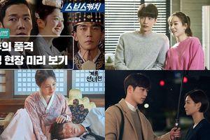 BXH diễn viên - phim Hàn 'hot' đầu tháng 11: 'The Last Empress' của Jang Nara bất ngờ lọt 'top' dù chưa phát sóng