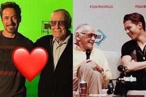 Hàng loạt nghệ sĩ Hollywood gửi lời tiễn đưa 'bố già Marvel' Stan Lee