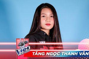 Thanh Vân: 'Con muốn thi The Voice lớn và làm hoa hậu như chị Minh Tú'