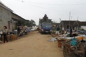 Nghệ An: Siết chặt công tác nhập khẩu, sử dụng phế liệu