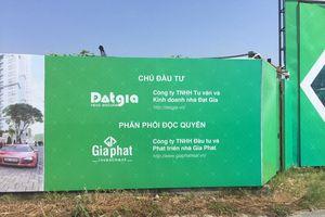 Công ty Đạt Gia huy động vốn tại dự án Green Mark khi còn là bãi cỏ hoang?