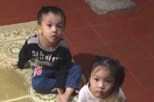 Hải Phòng: Hai đứa trẻ bị mẹ bỏ rơi tại chùa