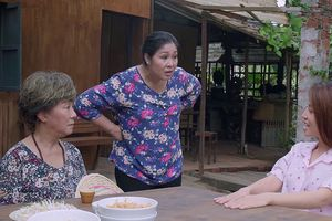 Gạo nếp gạo tẻ tập 82: Hồng Vân khóc nghẹn trước cô em dâu 'bá đạo'