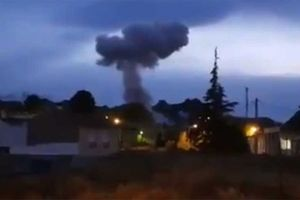 Nổ nhà máy pháo hoa tại Tây Ban Nha