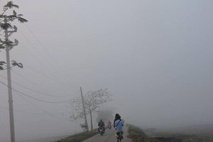 Dự báo thời tiết 3 ngày tới 13 - 15/11: Bắc bộ có sương mù - Trung bộ và Nam bộ mưa rào và dông