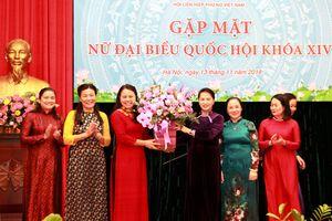 Tăng cường sự tham gia của phụ nữ trong lĩnh vực chính trị