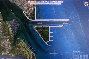 Giao luồng Lạch Giang cho cảng vụ hàng hải Nam Định quản lý