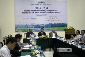 Tạp chí Nhà Đầu tư giới thiệu đặc san 'Đầu tư phát triển kết cấu hạ tầng giao thông vận tải'