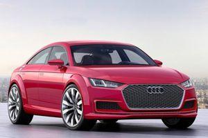 Audi chính thức 'bật đèn xanh' sản xuất thương mại TT Sportback