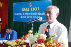 Nguyên Chánh văn phòng Tỉnh ủy Đắk Nông Mai Vinh Quang bị khởi tố