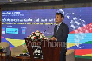Việt Nam muốn nâng kim ngạch xuất khẩu 15-18 tỷ USD vào Mỹ - Latinh