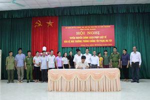 Mặt trận Tổ quốc tham gia xây dựng nông thôn mới ở tỉnh Tuyên Quang