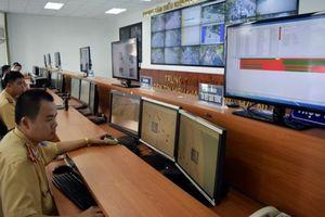 Hà Nội khai thác trung tâm đèn tín hiệu giao thông 'siêu hiện đại'