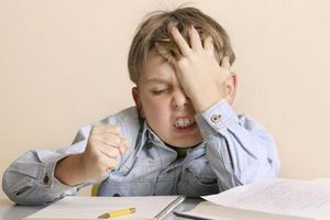 Đừng biến chuyện học hành thành gánh nặng với con trẻ