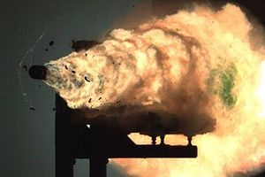 Thổ Nhĩ Kỳ thử thành công siêu pháo điện từ có tốc độ hơn 9.000km/h