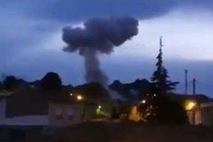 Miền Nam Tây Ban Nha rung chuyển vì nổ nhà máy pháo hoa, 3 người thiệt mạng
