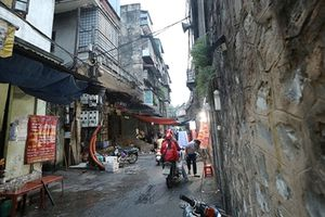 Cận cảnh 6 vòm cầu trăm tuổi sắp được đục thông ở Hà Nội