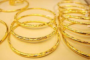 Giá vàng giảm đồng loạt đầu phiên giao dịch hôm nay