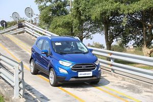 Ford EcoSport không còn là SUV đô thị cỡ nhỏ bán chạy nhất