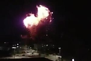 Israel đánh bom đài truyền hình của Hamas trên dải Gaza
