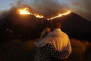 Cháy rừng ở Mỹ: Hàng loạt sao Hollywood mất biệt thự triệu đô, bỏ của chạy lấy người