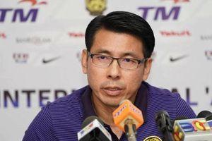 Chật vật thắng Lào, HLV Malaysia tuyên bố đá đôi công với tuyển Việt Nam