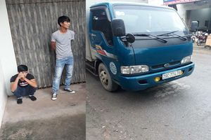 Cán chết một con gà ở Hưng Yên, tài xế và phụ xe tải bị đuổi đánh