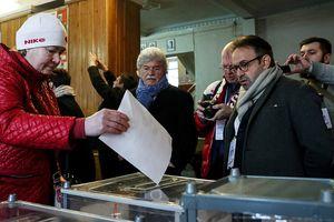 Tổ chức An ninh và Hợp tác châu Âu theo dõi sát cuộc bầu cử tại Donbass