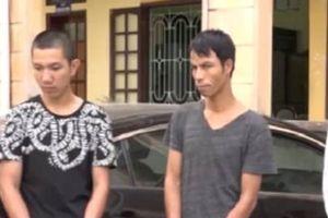 Hải Dương: Bắt nhóm đối tượng cướp tài sản doanh nghiệp