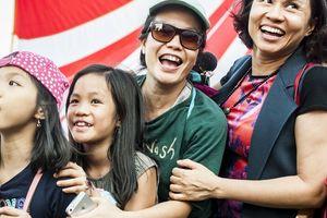 'Vòng quanh thế giới cùng thưởng thức' để gây quỹ HIWC Charity Bazaar