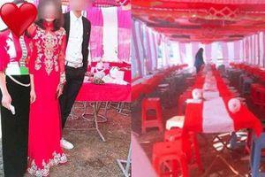 Thông tin mới vụ việc cô dâu trẻ ôm tiền mừng bỏ trốn sau bữa tiệc linh đình