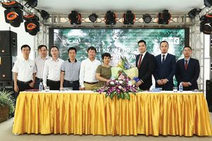 CEO Nguyễn Quang Huy và chiến lược phát triển con người